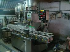 Filling-Capping Machine