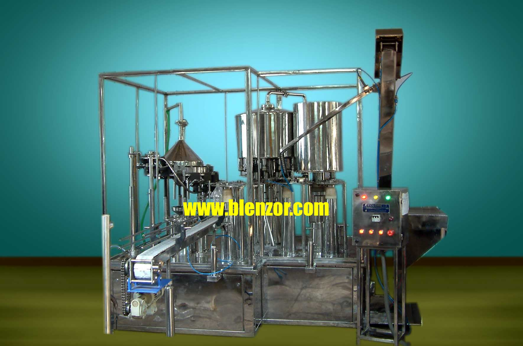 Blenzor Machine