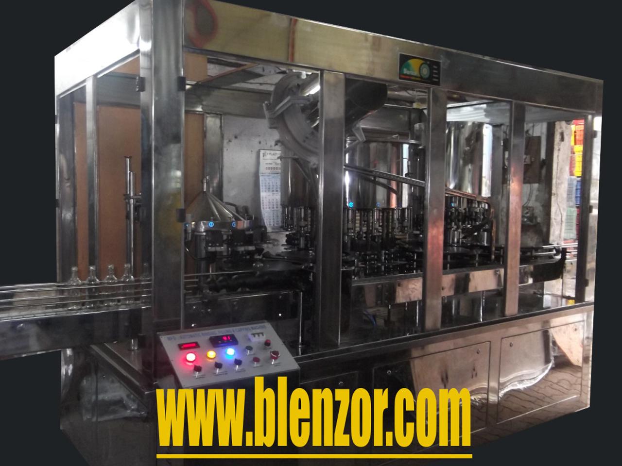 Liquor Filling Machine, Manufacturer, Mumbai, India