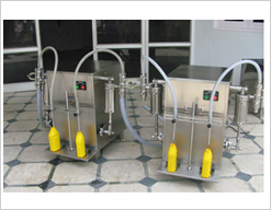Liquid Filling Machine (Semi-Automatic)