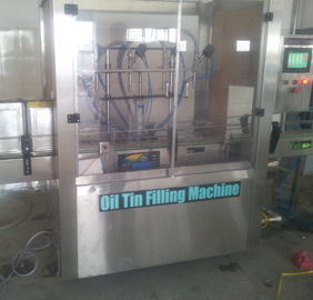 15Kg Oil Tin Filling Machine