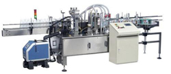 Automatic Hot Melt Glue Labeling Machine-Bopp Labeler