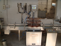 Capping Machine (Automatic)