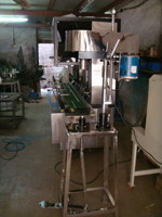 Filling Crimping Unit
