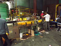 Labeling Filling Capping Line